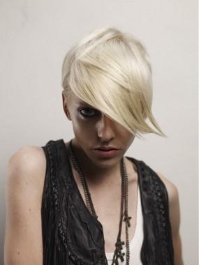 Блондинкас короткой стрижкой фото 399-368